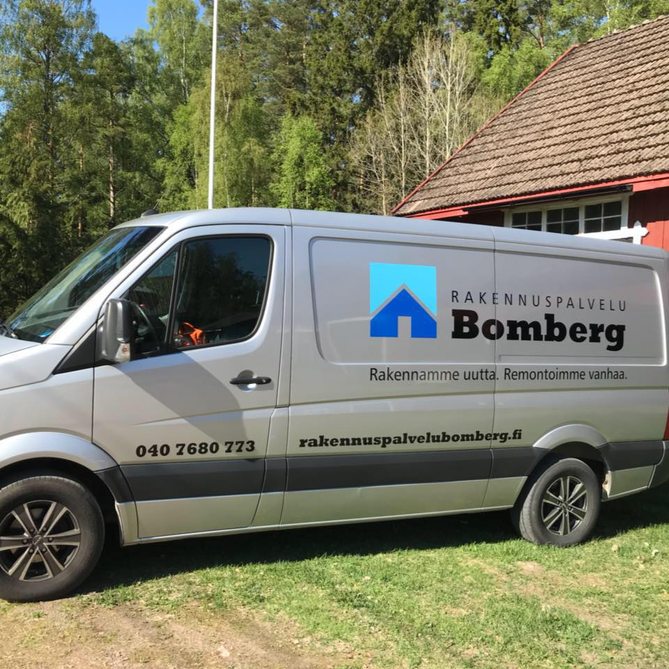 Rakennusliike Bomberg